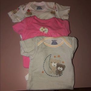 Newborn Onesies Bundle